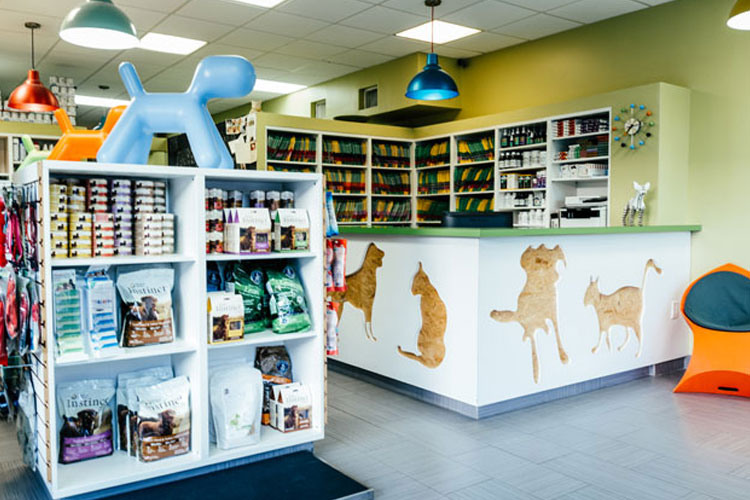Animal Clinic Of LIC U2013 Commercial Design. Animal Clinic Interior Commercial  Design