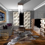Soho Hotel Interior Design - Residential Design