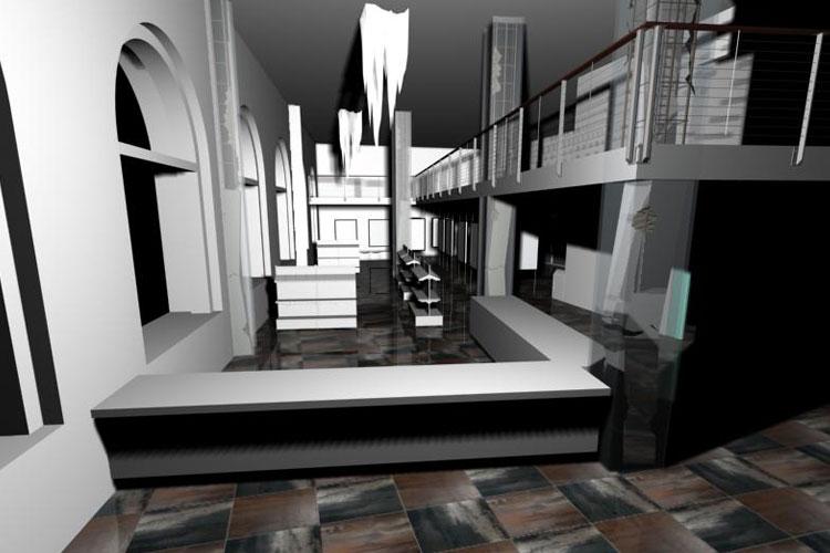 Soho Hotel Interior Design - Residential Design