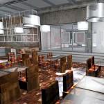 Green House Restaurant - Hospitality Design