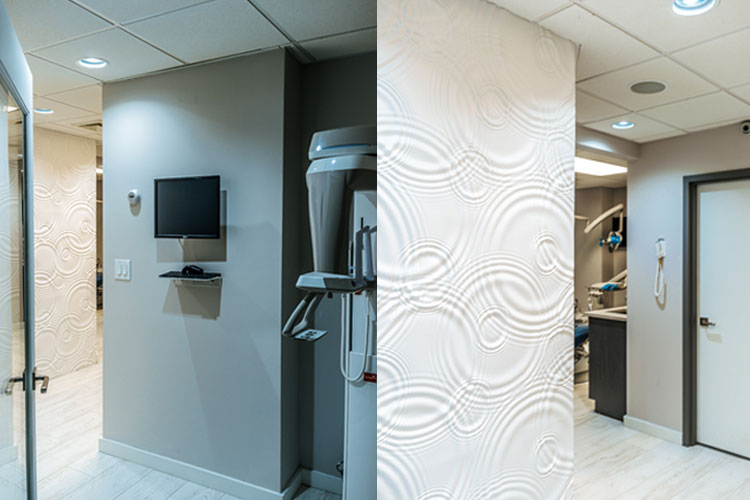 Zen dentistry nyc commercial design nyc interior design for Commercial interior design nyc