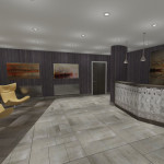 Lobby Interior Design NYC – Crescent Hospitality Design