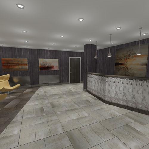 Lobby Interior Design NYC – Hospitality Design
